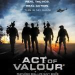 acto of valor poster