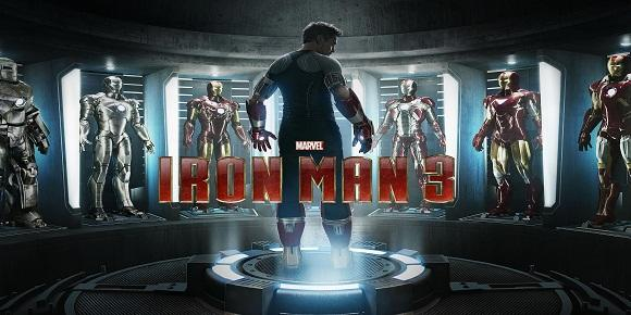 DCRS Vs. Iron Man 3