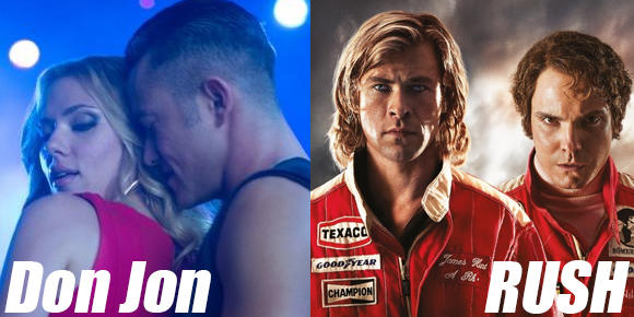 The Directors Cut vs. Rush and Don Jon