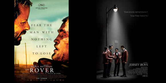 The Rover and Jersey Boys Review