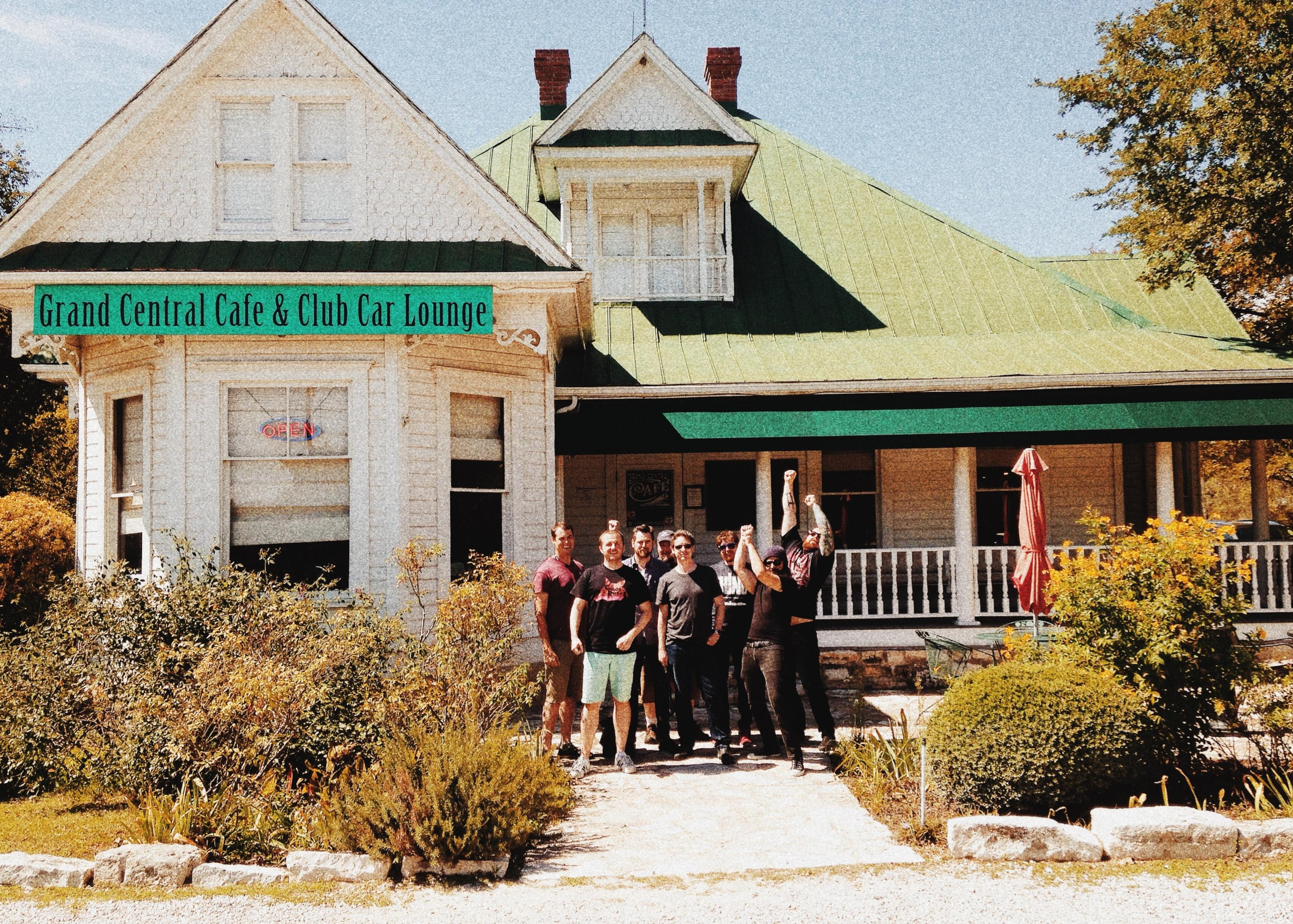 The Grand Central Cafe (aka The Texas Chainsaw House)