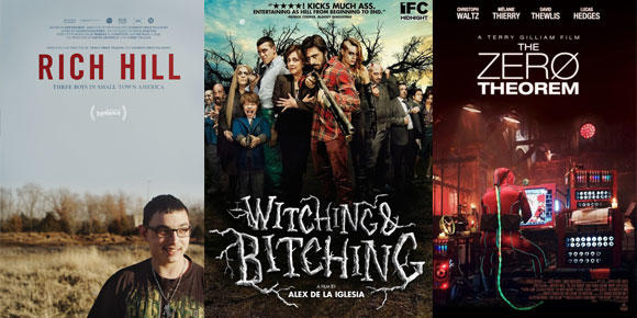 DCRS vs Witching and Bitching, Rich Hill, The Zero Theorem
