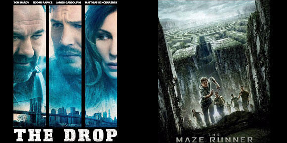 The Maze Runner and The Drop