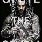 Jason Momoa as Aquaman…REVEALED!!!