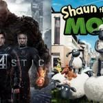 We review Shaun the Sheep & Fantastic Four