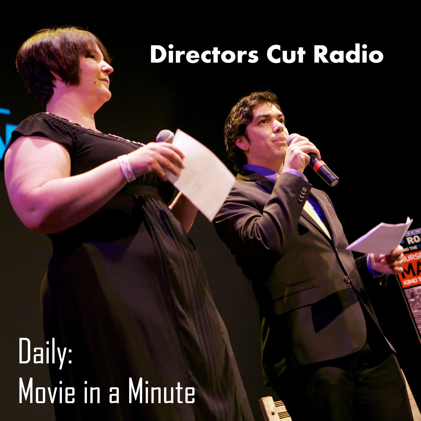 Directors Cut Radio Daily Movie in a Minute